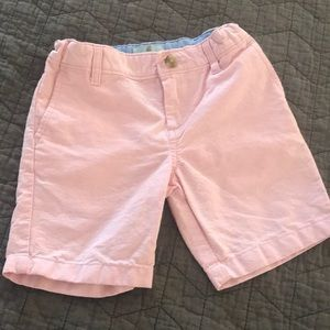 Boys pink shorts 4T